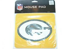 Green Bay Packers Nfl Computer Mouse Pad for Laser , Optical and Standard Mice
