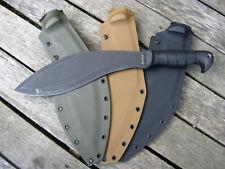 Valhalla Custom Kydex Sheath Ka-Bar Kukri Machete 1249 OD SHEATH ONLY