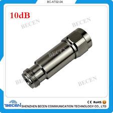2W Attenuator N 10db Microwave DC-3GHz 50ohm N connector attenuator 10db