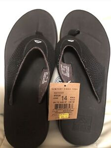 Reef Rover Size 14 Black new with tags