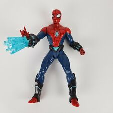 Spiderman Action Figure Toy Talking Hasbro 2012