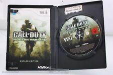 Activision Call of Duty 4: Modern Warfare (Reflex - Edition) - Nintendop Wii ...