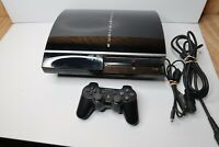Sony Playstation 3 Video Game Console For Parts or Repair Only