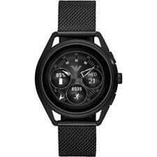 Smartwatch Uomo EMPORIO ARMANI MATTEO ART5019 Acciaio Mesh Nero Touchscreen