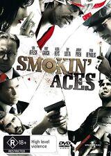 SMOKIN' ACES Ben Affleck / Andy Garcia DVD R4