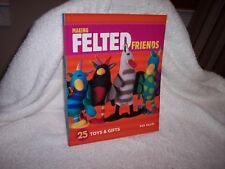 Book,Making Felted Friends,25 Toys & Gifts