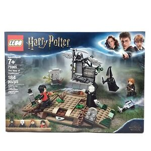 Lego Harry Potter 75965 Rise of Voldemort w/ Death Eater Peter NEW SEALED