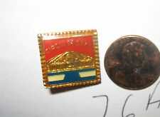 VINTAGE Romania Bucuresti Circul de stat PIN BADGE