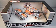 2009 JAPAN HOT WHEELS CUSTOM CAR SHOW 2 CAR SET '67 CAMARO & DECO DELIVERY