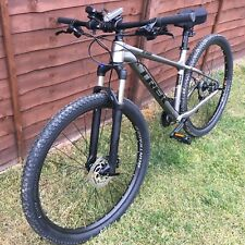 2018 Trek XCaliber 8 18.5 inches Mountain Bike - (Travelled Just 16 Miles Only)