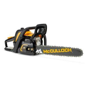 McCulloch Benzin-Kettensäge CS50S Benzinkettensäge Motorsäge Säge Benzinsäge