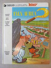 asterix lla serpe d'or falx aurea en latin goscinny et uderzo