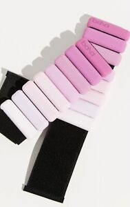 Bala Bangles Adjustable Wrist/Ankle Weights 1lb Each Ombré Pink Limited Edition