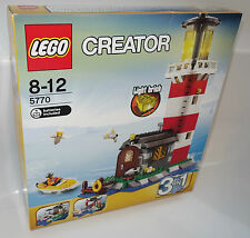Lego ® Creator 5770 faro nuevo embalaje original _ Lighthouse Island New misb NRFB