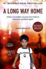 A Long Way Home by Saroo Brierley (2015, Paperback)