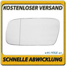 Außenspiegel Spiegelglas für KIA SEPHIA 1993-1997 links Fahrerseite asphärisch