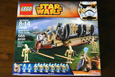 LEGO 75086 Battle Droid Troop Carrier STAR WARS New in Sealed Box RETIRED