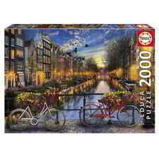 Educa: Ámsterdam 2000 Piezas Puzzle (17127)