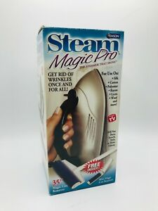 EMSOM Magical Pro Iron Clothing Steamer NEW