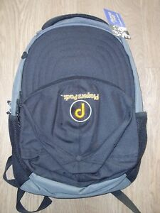 Players Pack Backpack Bag Fitness Gym Sports Rucksack  Black New