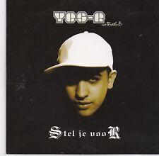 Yes-R feat Baas B-Stel Je VooR cd single