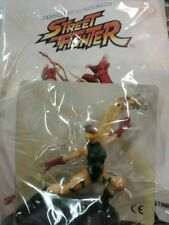 Cammy  STREET FIGHTER ACTION FIGURE  DeAGOSTINI 10+FASCICOLO*CORRIERE*