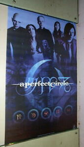 A Perfect Circle  Vintage 2001 Poster New Condition  TOOL