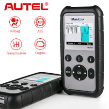 Autel MaxiLink ML629 OBD2 Fault Code Reader Auto Diagnostic Tool Scanner ABS SRS