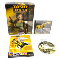 Tomb Raider The Last Revelation for PC CD-ROM by Eidos in Big Box, 1999, VGC