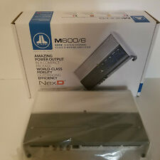 JL AUDIO M600/6 MARINE 6-CHANNEL AMPLIFIER 600 WATTS RMS CLASS D FREE SHIPPING
