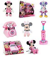 Oficial Disney Minnie Mouse Muñeco de Peluche Muñeca/Surtido Playset Muñecos