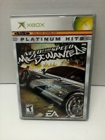 Need For Speed Most Wanted XBOX  Complete