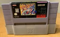 Mega Man X3 (1997) - Super Nintendo Entertainment System - Game Only