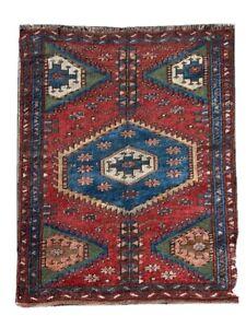 yalameh antique rug