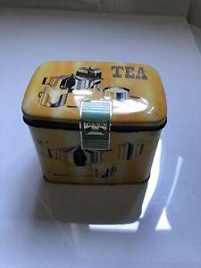 Vintage Twinings Tea Tin
