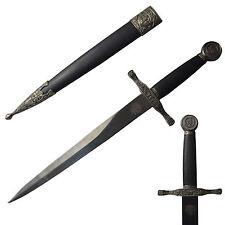 New Sharp Stainless Steel King Arthur Short Sword Dagger Legend of the Sword