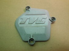 1994 KTM 300 MXC Left side cylinder power valve cover 94 300MXC