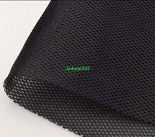 1pcs 0.5m*1.4m Black speaker mesh cloth Sandwich cloth Audio net cloth
