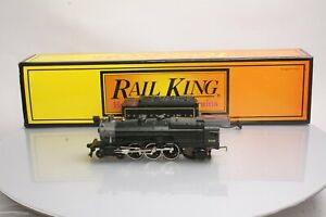 MTH 30-1138-1 Pennsylvania 4-6-2 Pacific Steam Locomotive & Tender w/PS1.0 LN