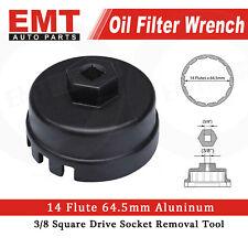 Black Oil Filter Wrench Tool For Toyota RAV4 Corolla Camry & Lexus LandCruiser