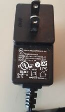 Lei Power Supply # Mu18-D120150-A1 Output: 12V.1.5A