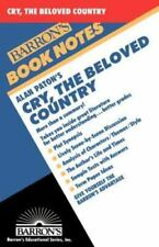 Alan Paton's Cry, the Beloved Country Barron's Book Notes