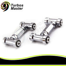 Adjustable Front Upper Camber Control Arm For 89-94 Skyline R32 300ZX Z32 Silver