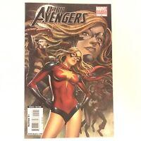 Dark Avengers 2 Marvel Comics 2009 NM Mike Choi 1 : 20 Ms Marvel Variant Cover