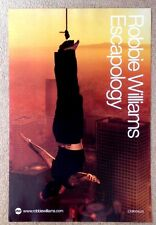 Robbie Williams - Escapology - Rare Original Promo Poster -  20x30