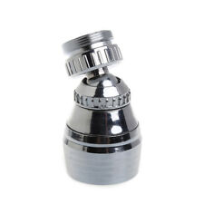 360 Rotate Swivel Faucet Nozzle Filter Adapter Aerator Diffuser Water Saving Tap
