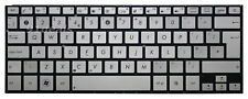 Genuine Original New UK Silver ASUS UX31 UX31A UX31E UX31LA Keyboard