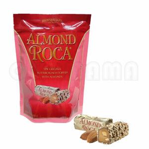 Almond Roca Original Butter Crunch Toffee With Almonds Chocolate 450g USA Made