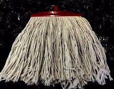 Heavy Duty Cotone Mop testa Ricarica Presa in plastica pavimento bagnato SCOPA TESTA Easy Fit