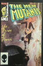 "New Mutants Vol.1 #25 1st Appearance David Haller, ""Legion"" , Now On Fx Tv Fn"